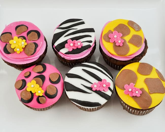 Wild About Cupcakes