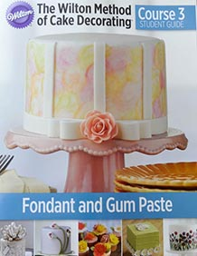 Fondant Cake Decorating Classes Michaels : Beki Cook s Cakes - Wilton
